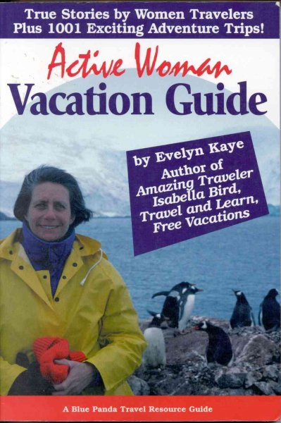 Active Woman Vacation Guide: A BPP Travel Resource Guide cover