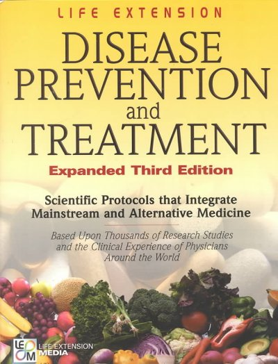Disease Prevention and Treatment cover