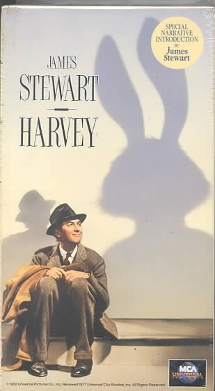 Harvey [VHS] cover