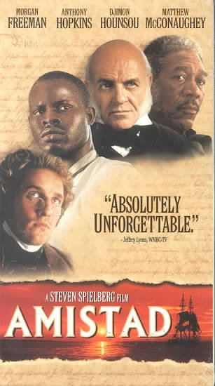 Amistad [VHS] cover