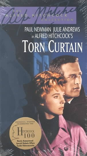 Torn Curtain [VHS] cover