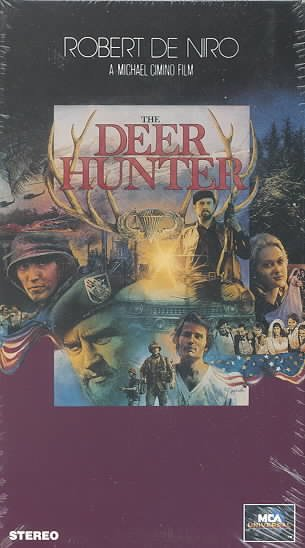The Deer Hunter [VHS] cover