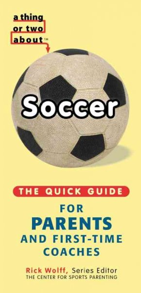 A Thing or Two About Soccer cover