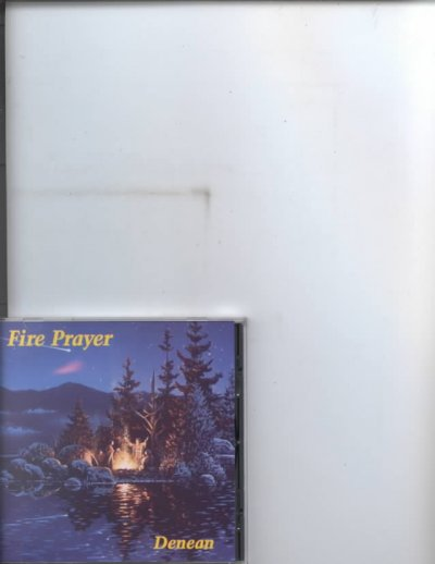Fire Prayer cover
