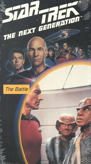 Star Trek - The Next Generation, Episode 10: The Battle