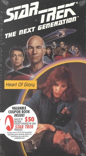 Star Trek - The Next Generation, Episode 20: Heart Of Glory cover