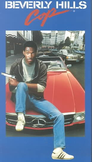Beverly Hills Cop [VHS] cover