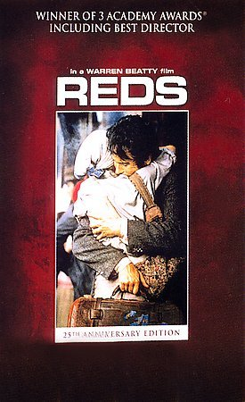 Reds (25th Anniversary Edition) cover