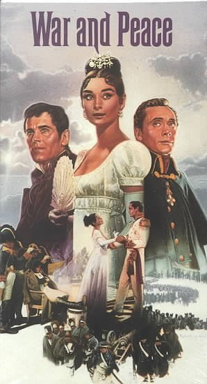 War and Peace [VHS] (1956) cover