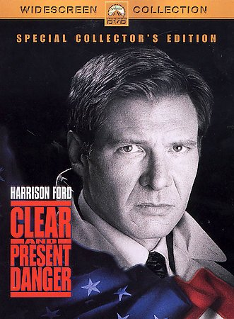 Clear and Present Danger (Special Collector's Edition) cover