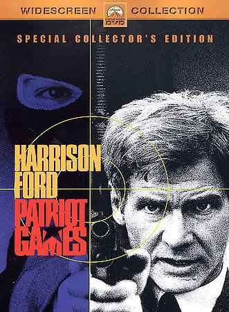 Patriot Games (Special Collector's Edition) cover