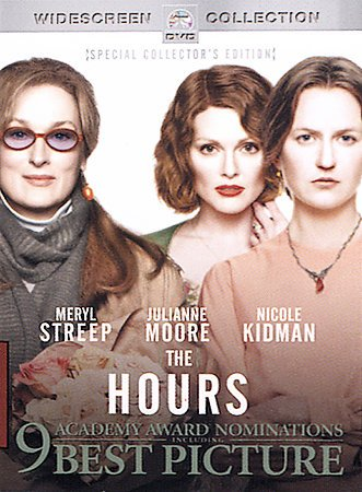 The Hours (Full Screen Edition) cover