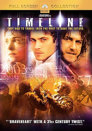 Timeline (Full Screen Edition) cover