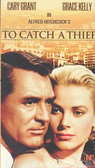 To Catch a Thief [VHS] cover