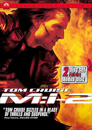 Mission Impossible II (Two-Disc Special Collector's Edition) cover