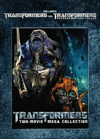 Transformers / Transformers: Revenge of the Fallen cover