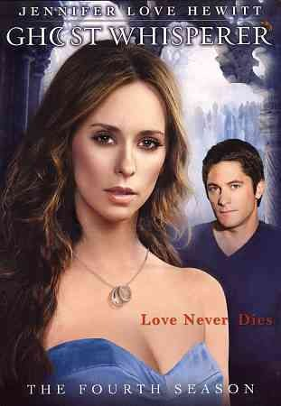 Ghost Whisperer: The Fourth Season cover