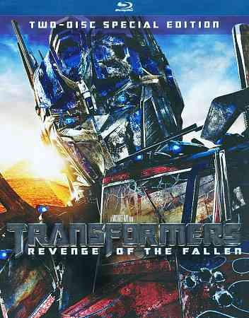 Transformers: Revenge of the Fallen (Two-Disc Special Edition) [Blu-ray] cover