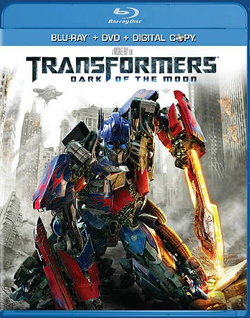 Transformers: Dark of the Moon (Two-Disc Blu-ray/DVD Combo) [DIGITAL CODE EXPIRED VERSION] cover