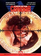 Three Days of the Condor cover