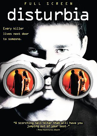 Disturbia (Full Screen Edition) cover