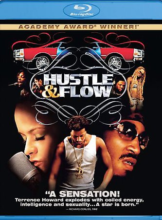 Hustle & Flow [Blu-ray] cover