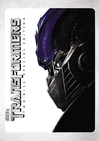 Transformers (Two-Disc Special Edition) cover