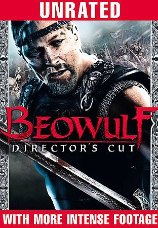 Beowulf (Unrated Director's Cut) cover