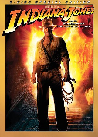 Indiana Jones and the Kingdom of the Crystal Skull (Two-Disc Special Edition) cover