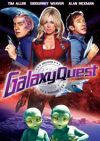 Galaxy Quest (Deluxe Edition) cover