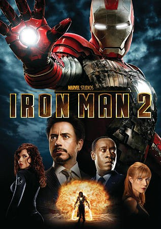 Iron Man 2 (Single-Disc Edition) cover