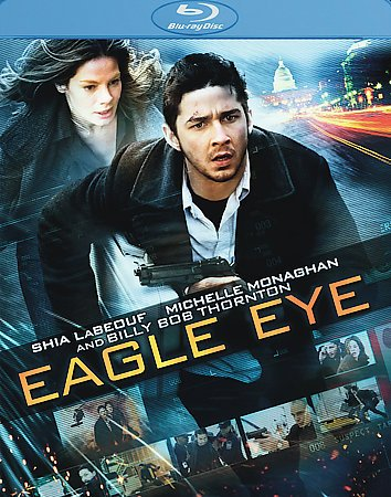 Eagle Eye [Blu-ray] cover