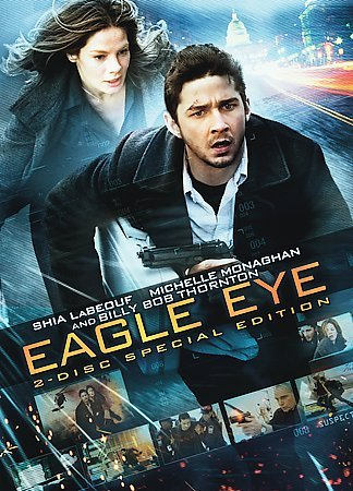 Eagle Eye (Two-Disc Special Edition) cover