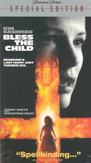 Bless the Child [VHS] cover
