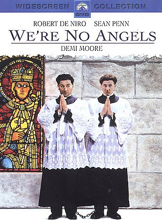 We're No Angels (1989) cover