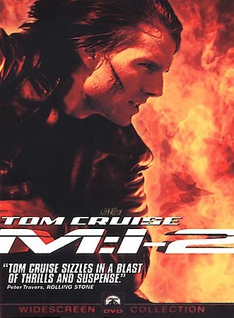 Mission: Impossible 2 (Widescreen Edition) cover