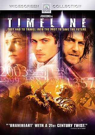 Timeline (Widescreen Edition) cover