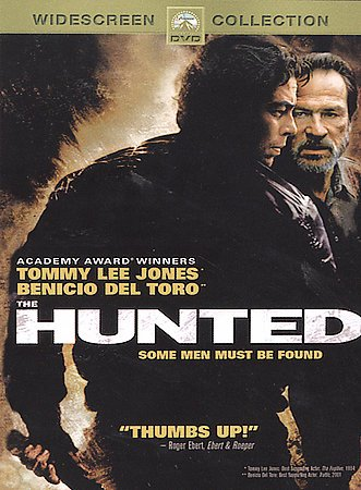 The Hunted (Widescreen Edition) cover