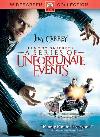 Lemony Snicket's a Series of Unfortunate Events (Widescreen Edition) cover
