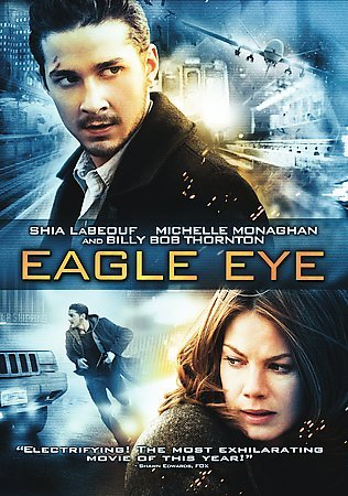 Eagle Eye cover