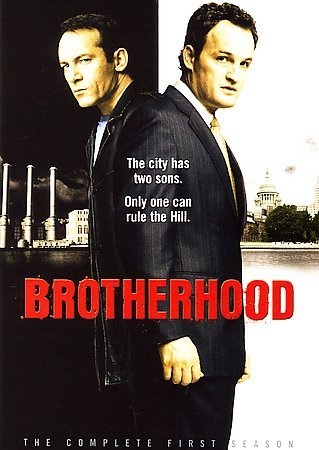 BROTHERHOOD-1ST SEASON COMPLETE (DVD/3DISCS) cover