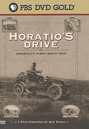 Horatio's Drive - America's First Road Trip cover