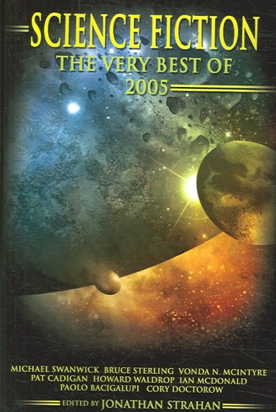 Science Fiction: The Very Best of 2005 cover
