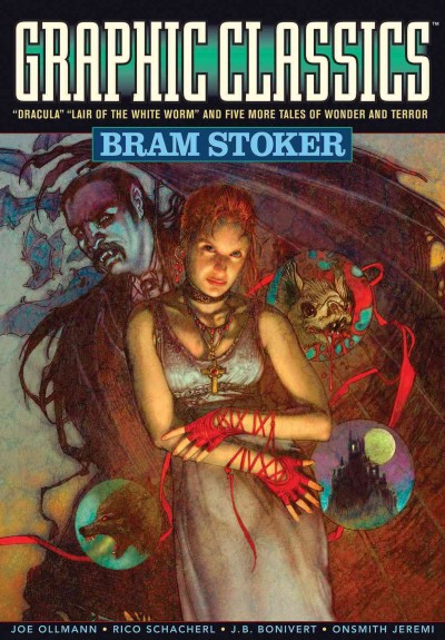 Graphic Classics: Bram Stoker (Graphic Classics (Graphic Novels)) cover