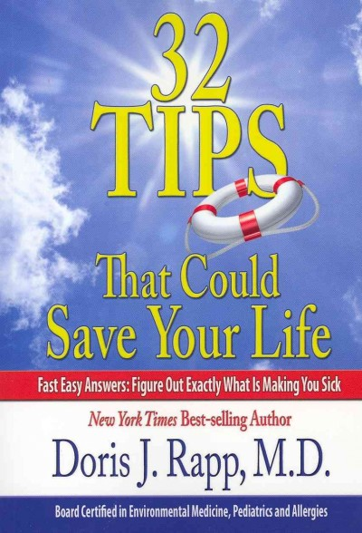 32 Tips That Could Save Your Life cover