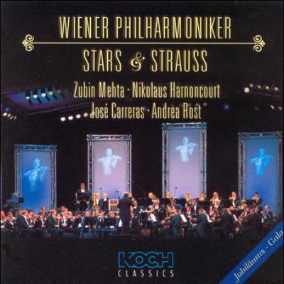 Stars & Strauss: Polkas / Waltzes & Other Works cover