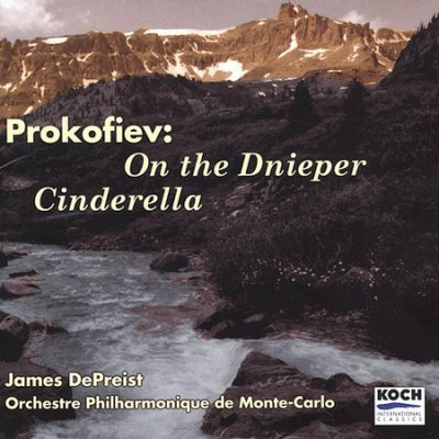 Cinderella / On the Dnieper cover