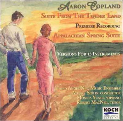 Tenderland Suite / Appalachian Spring cover