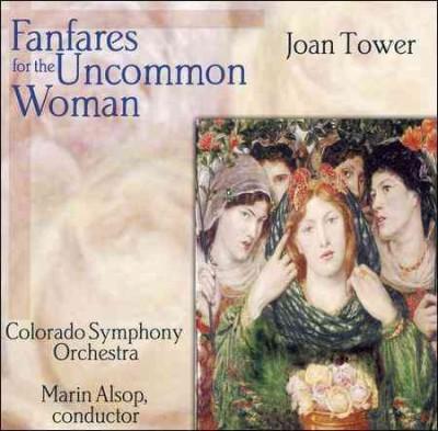 Tower: Fanfares for the Uncommon Woman cover