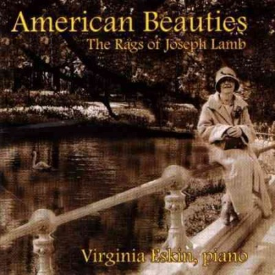 American Beauties: The Rags of Joseph Lamb cover